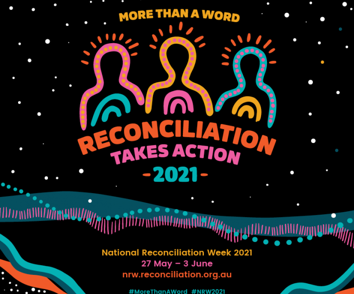 National Reconciliation Week 2021: 27 May – 3 June