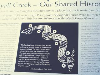 Myall Creek Massacre: Its Significance told by Graeme & Sallie Cordiner
